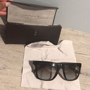 AUTH Gucci Sunglasses